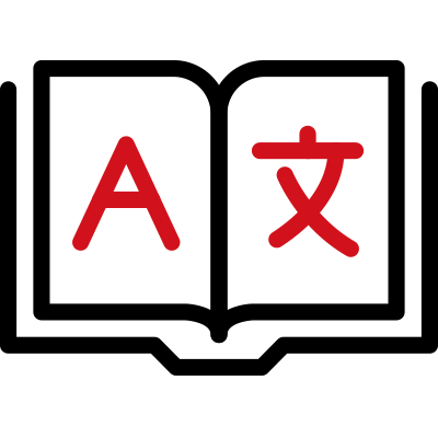 icona traduzioni